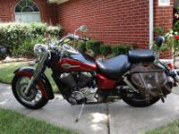 2002 Honda Shadow VT 750 CDThis is the American Classic
