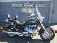 2002 Honda Valkyrie VALKYRIE Not afraid to attract a