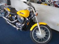 Get ready for Spring with this awesome 2002 Honda