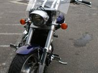 View this great looking Motorcycle 2002 Honda VTX1800C