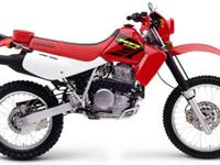 2002 Honda XR650L STREET LEGAL!!!!! DIRT BIKE !!!! You