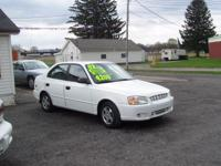 2002 Hyundai Accent GL. Clean Southern vehicle. 91568