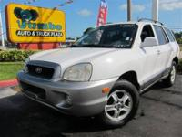 2002 Hyundai Santa Fe available at Jumbo Auto &