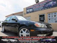 ***LUXURY AT WHOLESALE PRICE** This 2002 Infiniti i35