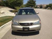 Year: 2002 Make: INFINITI Model: I35 Mileage: 100094