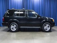 AWD Budget SUV with Steering Audio Controls!  Options: