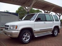 2002 ISUZU TROOPER S 2WD 5-PASSENGER 4-DOOR SUV...A