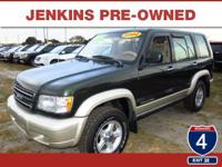 This 2002 Isuzu Trooper S will sell fast Auto Climate