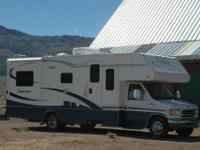 32ft motorhome for sale. Purchased new in 2002 and have