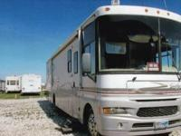 2002 Sunflyer Itasca Winnebago in excellent condition.
