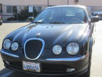 Once you take this Jaguar S-Type home you will know