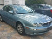 I have a Jaguar X type 2.5 for sale! With Mileage