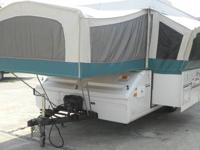 2002 Jayco Eagle Summit Pop-Up Camping Trailer: Model