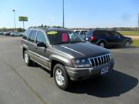 Description Make: Jeep Model: Grand Cherokee Year: