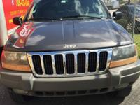 Year: 2002Transmission: Automatic Make: JeepBody Type: