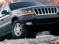 Options:  2002 Jeep Grand Cherokee Laredo|Gray/|V6 4.0L