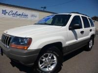 Options Included: Air Conditioning, AM/FM Stereo, 4WD,