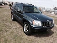 I have a 2002 Jeep Grand Cherokee Limited I am selling.