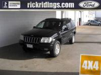 Options Included: 4.7l V8, Power SunroofHeated Mirrors,