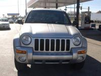 2002 Jeep Liberty 4WD Limited Our Location is: McGrath