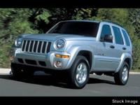 2002 Jeep Liberty, **HEATED LEATHER**, **KEYLESS