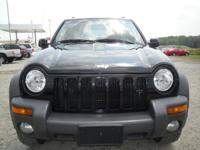 Options Included: *LIBERTY SPORT 3.7L, 5-SPEED MANUAL,