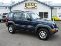 Options Included: N/A2002 JEEP LIBERTY SPORT - LOW