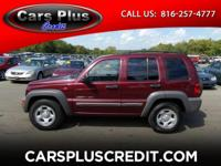 Options:  2002 Jeep Liberty Sport|Visit Cars Plus