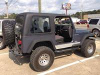 2002 Jeep Wrangler Hard Top This 2002 Jeep Wrangler
