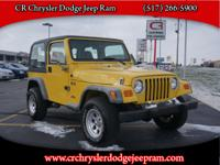 Exterior Color: yellow, Body: SUV, Engine: 4.0L I6 12V
