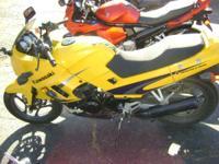 Bikes Sport 6774 PSN. 2002 Kawasaki Ninja 250R