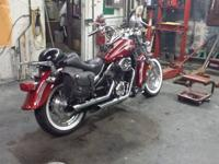 2002 Kawasaki VN800b7. Lot's of aftermarket and great