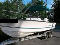 - Stock #079462 - This 2002 Key Largo 236 WI is