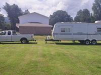 2002 keystone.springdale and 2001 f150 xlt Camper is