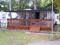 2002 Keystone Hornet Bunkhouse. Full 2015 Seasonal fees