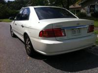 2002 Kia Optima for sale. I recently just got a