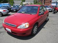 Options Included: N/ATHIS IS A 2002 KIA RIO WITH 59K