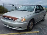 2002 Kia Rio Base For Sale.Features:Front Wheel Drive,