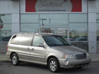 This Kia Sedona has a new battery in addition to our
