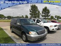 Options Included: N/AThis 2002 Kia Sedona Van is great