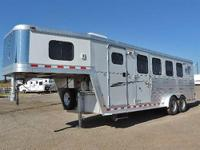 AD 41513 2002 Kiefer 4 Horse GN 7 amp rsquo X22 amp