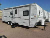 -LRB-480-RRB-800-4701 ext. 42. This 2002 KOMFORT 25 BHS