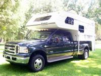 Lance 2002 Truck Camper Model # 1010 This camper is