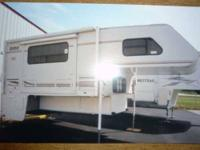 2002 Lance 1121 Truck Camper This 8 foot RV has all of