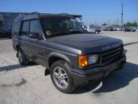 PARTING OUT CAR!! FOR MORE INFO ON 2002 LAND ROVER