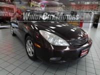 >>>2002 LEXUS EX300 LEATHER POWER MOONROOF WOODGRAIN