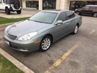 Truly exceptional older used Lexus ES 300. Maintained