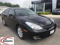 Clean CARFAX. **Sunroof/Moonroof/Panoramic**, **Local