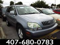 2002 Lexus RX 300 Our Location is: AutoNation Toyota
