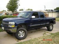 2002 Chevy 4x4 truck has 284564 miles on it needs a
